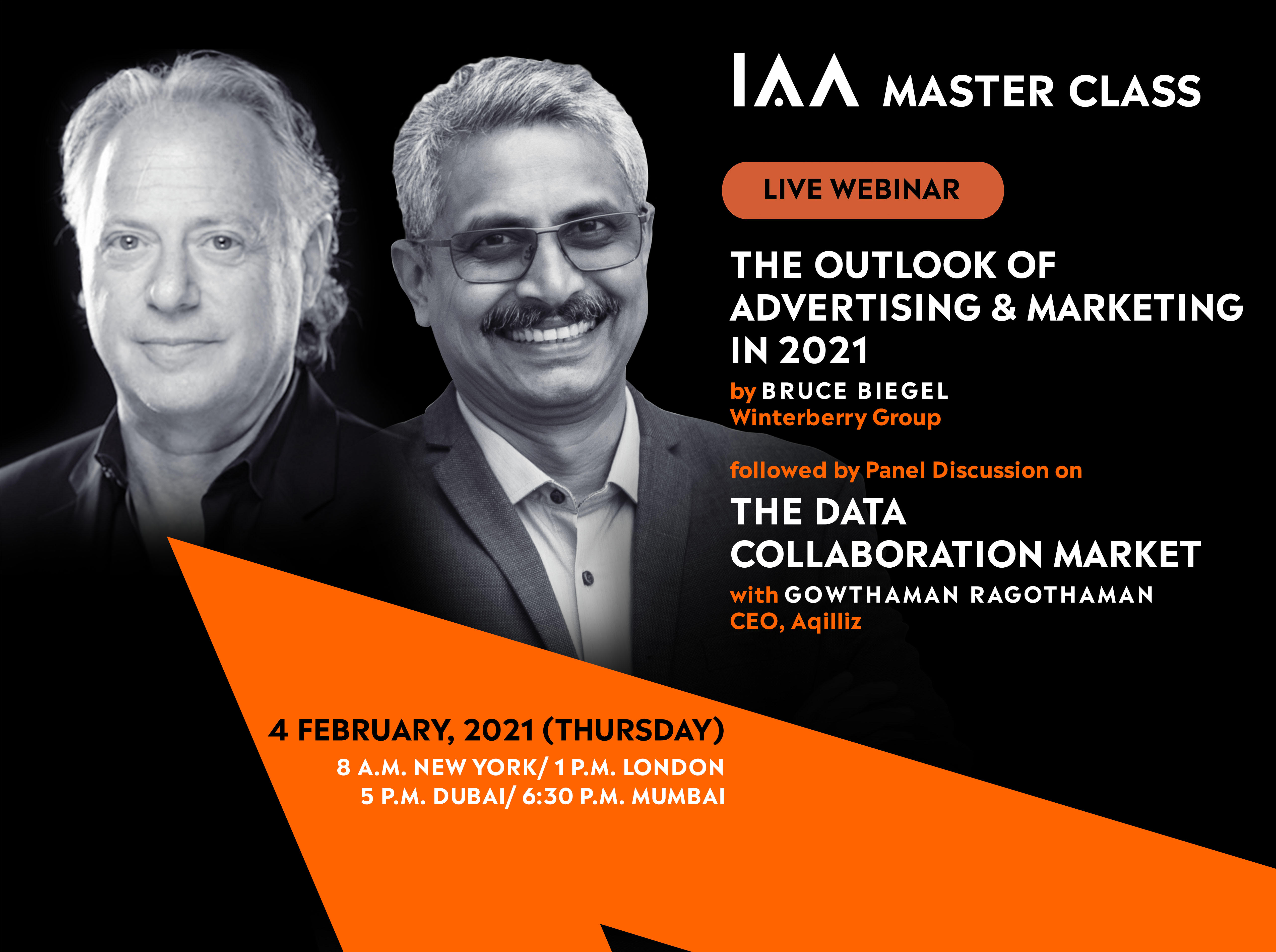 The Outlook of Advertising and Marketing in 2021