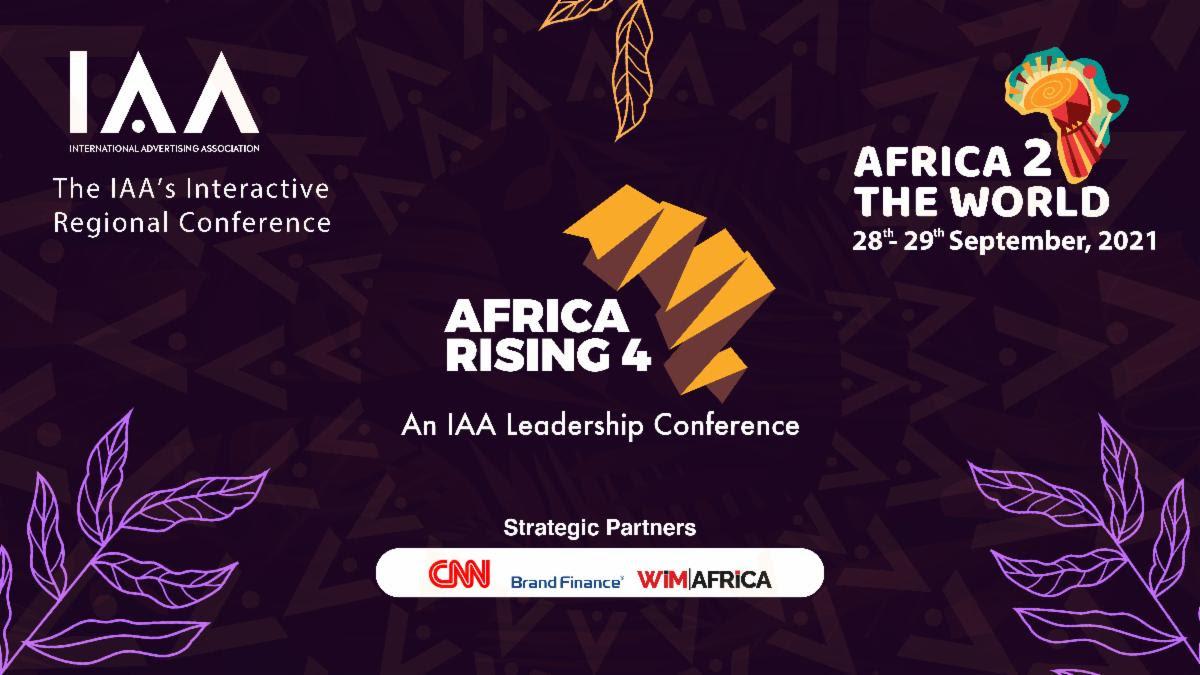 【IAA Global】AFRICA RISING 4