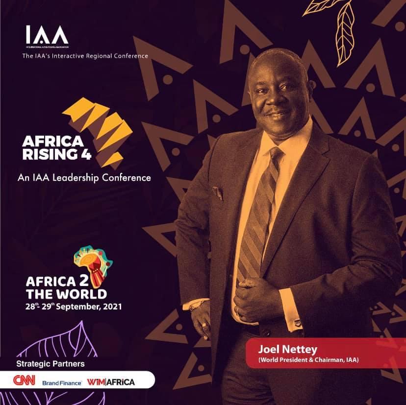 【IAA Global】IAA AFRICA RISING 4