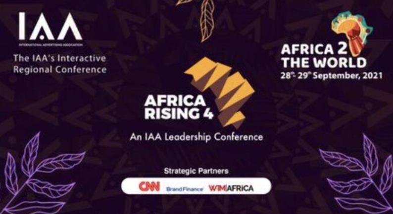 【IAA Global】AFRICA RISING VIRTUAL CONFERENCE