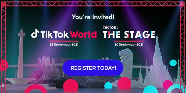 【IAA Global】TikTok: The Stage is here! Sept 30, 2021